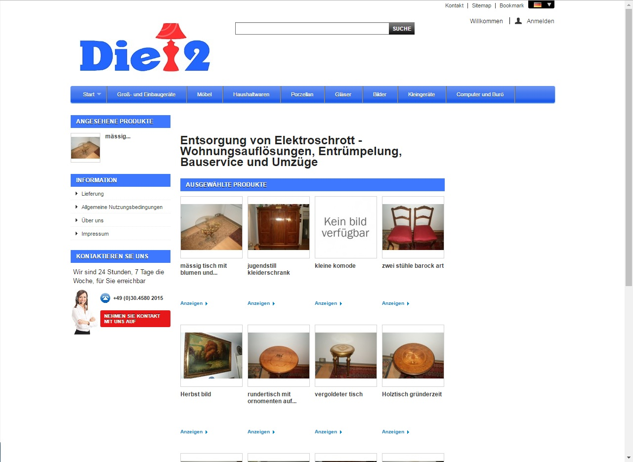 flohmarkt-die2.de